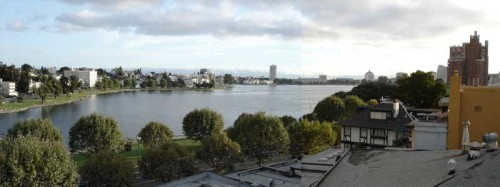 Lake_Merritt_Oakland_California_panorama