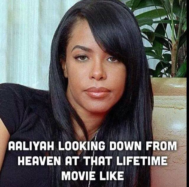 The Aaliyah Movie: Just Some Cold Garbage.